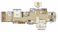 2019 Insignia 44B Floor Plan
