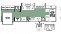 2019 Forester 3011DS Floor Plan
