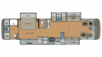 2019 Berkshire 39A-360 Floor Plan