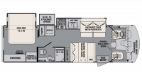 2019 FR3 29DS Floor Plan