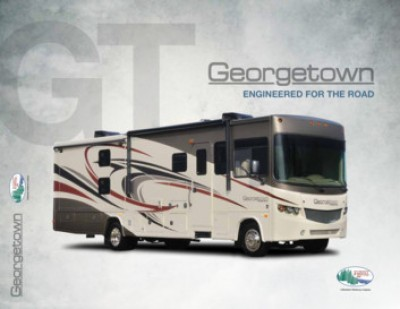 2017 Forest River Georgetown RV Brand Brochure Cover