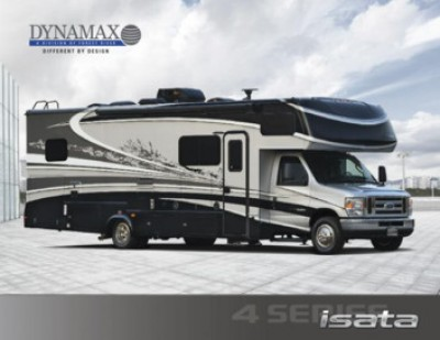 2018 Dynamax Corporation Isata 4 RV Brand Brochure Cover