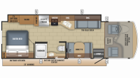 2019 Alante 29S Floor Plan