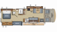 2019 Alante 31R Floor Plan