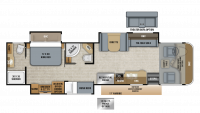 2019 Precept 36A Floor Plan