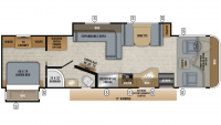 2019 Precept 33U Floor Plan