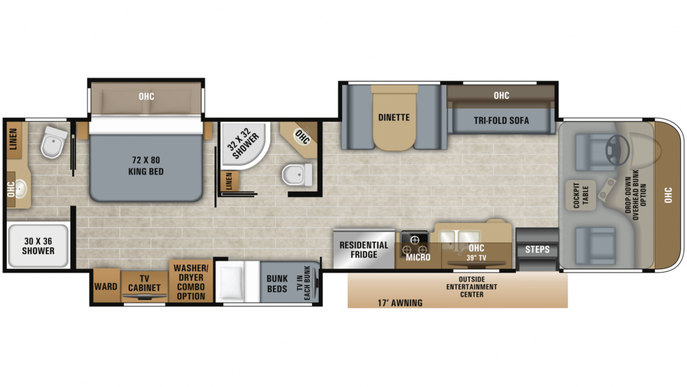2019 Precept 36A Floor Plan Img