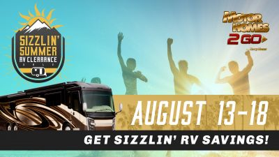 Sizzlin' Summer RV Clearance