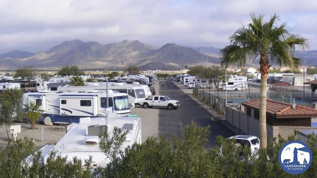 RV Camping Near Phoenix International Raceway