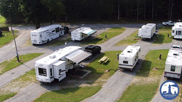 Camping Near Richmond International Speedway