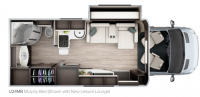 2015 Unity 24MB Floor Plan