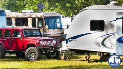 Camping Options At The Talladega Superspeedway
