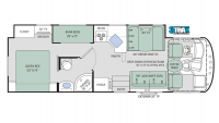 2018 ACE 30.2 Floor Plan