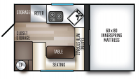 2020 Backpack Edition SS-1200 Floor Plan