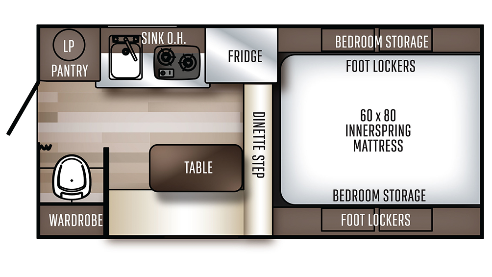 2020 Backpack Edition SS-1240 Floor Plan Img