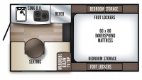 2020 Backpack Edition SS-550 Floor Plan