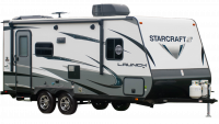 Travel Trailer RV Type