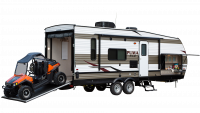 Travel Trailer Toy Hauler RV Type
