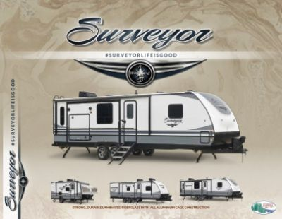 2019 Forest River Surveyor RV Brochure Cover